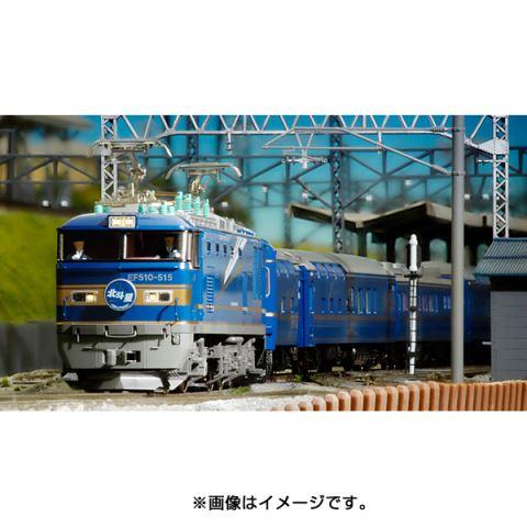 KATO カトー EF510 500 北斗星色(515号機) 1-314  【HOゲージ】【鉄道模型】【車両】