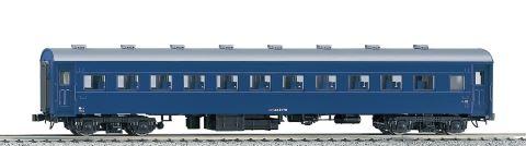 KATO カトー スハ43 ブルー  1-505    【HOゲージ】【鉄道模型】【車両】