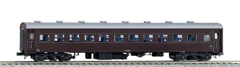 KATO カトー スハ43 茶  1-506    【HOゲージ】【鉄道模型】【車両】