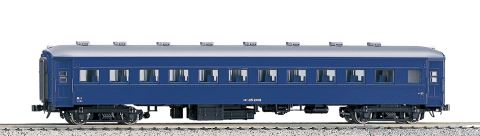 KATO カトーオハ35 ブルー   1-511【HOゲージ】【鉄道模型】【車両】