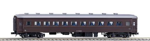 KATO カトーオハフ33 茶   1-514【HOゲージ】【鉄道模型】【車両】