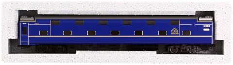 KATO カトー オハネ25560デュエット(北斗星増結用) 1-565  【HOゲージ】【鉄道模型】【車両】