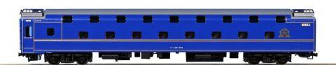 KATO カトー オハネ25550ソロ 1-568  【HOゲージ】【鉄道模型】【車両】