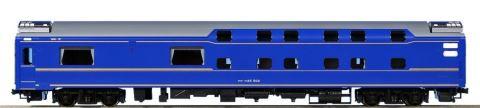 KATO カトー オロハネ25500ロイヤル・ソロ 1-570  【HOゲージ】【鉄道模型】【車両】