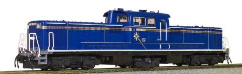 KATO カトー DD51 北斗星色 1-704  【HOゲージ】【鉄道模型】【車両】