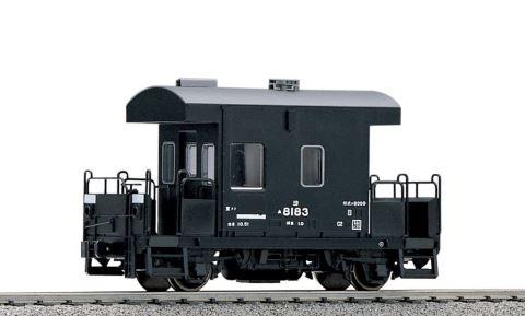 KATO カトー ヨ8000 (表記印刷済)  1-805【HOゲージ】【鉄道模型】【車両】