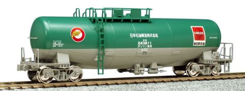 KATO カトー タキ43000 日本石油輸送色 (ENEOS)  1-819【HOゲージ】【鉄道模型】【車両】