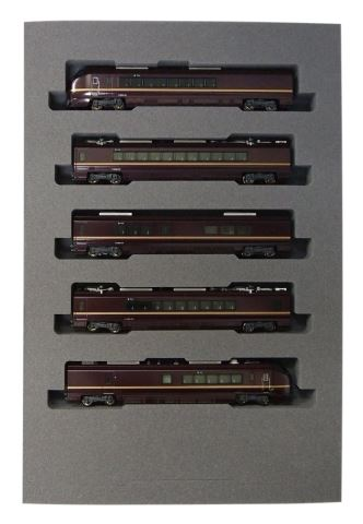 KATO カトーE655系 なごみ(和) (5両)  10-1123    【Nゲージ】【鉄道模型】【車両】【セット品】