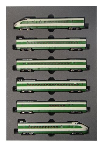 KATO カトー 200系東北・上越新幹線 基本(6両)  10-1156【Nゲージ】【鉄道模型】【車両】【セット品】