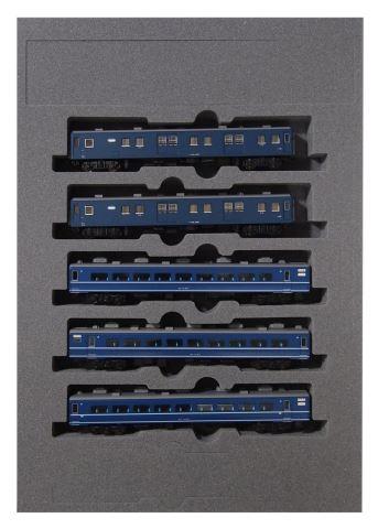 KATO カトー14系500番台急行ニセコ 増結(5両)  10-1215    【Nゲージ】【鉄道模型】【車両】【セット品】