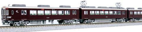 KATO カトー 阪急6300系 基本(4両)  10-1244【Nゲージ】【鉄道模型】【車両】【セット品】