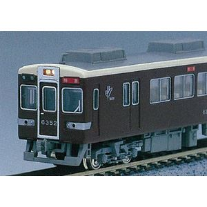 KATO カトー 阪急6300系 増結(4両)  10-1245【Nゲージ】【鉄道模型】【車両】【セット品】