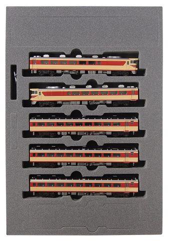 KATO カトーキハ181系<つばさ> 増結(5両)  10-1254    【Nゲージ】【鉄道模型】【車両】【セット品】