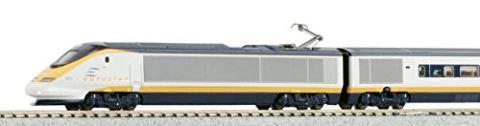 KATO カトーユーロスター 基本(8両)  10-1295    【Nゲージ】【鉄道模型】【車両】【セット品】
