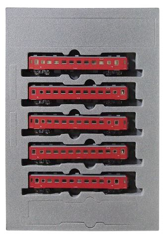 KATO カトー50系51形客車 基本(5両)【特別企画品】  10-1306    【Nゲージ】【鉄道模型】【車両】【セット品】