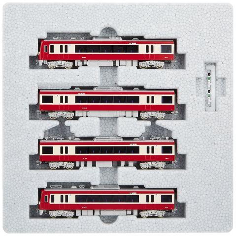 KATO カトー  京急2100形 基本(4両)   10-1307【Nゲージ】【鉄道模型】【車両】
