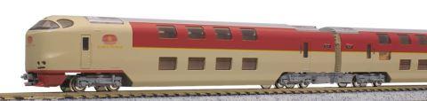 KATO カトー285系0番台サンライズExp (7両)  10-1332    【Nゲージ】【鉄道模型】【車両】【セット品】