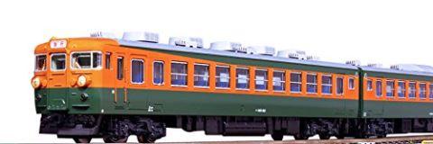 KATO カトー 165系飯田線 急行「こまがね」 (4両)  10-1334【Nゲージ】【鉄道模型】【車両】【セット品】