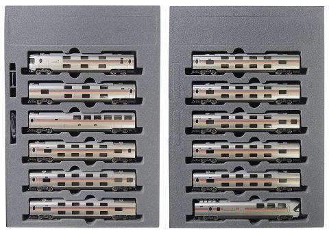 KATO カトー E26系「カシオペア」(12両)  10-1336【Nゲージ】【鉄道模型】【車両】【セット品】