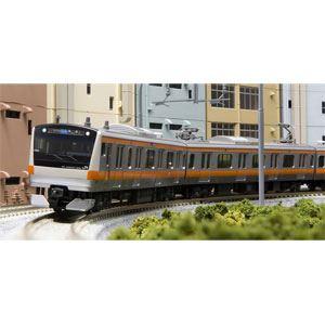 KATO カトー E233系中央線(H編成)増結(4両)  10-1474【Nゲージ】【鉄道模型】【車両】【セット品】