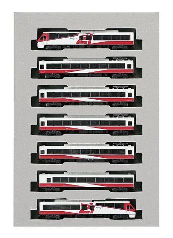 KATO カトー 伊豆急リゾート21 Izukyuロゴ入 (7両)  10-150【Nゲージ】【鉄道模型】【車両】【セット品】