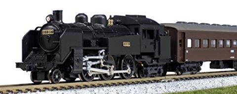 KATO カトー大井川鐡道 SL「かわね路」号 (4両)  10-244    【Nゲージ】【鉄道模型】【車両】【セット品】