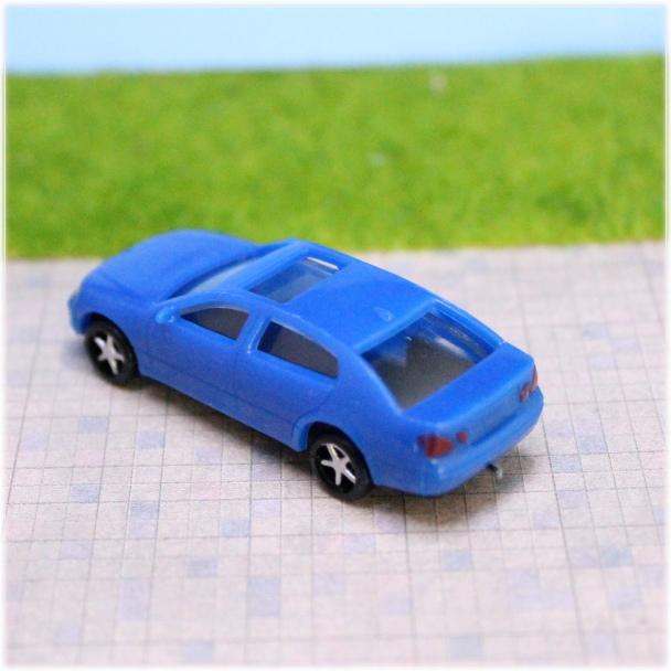 建築模型車