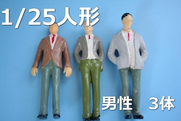 1/25内観模型人形
