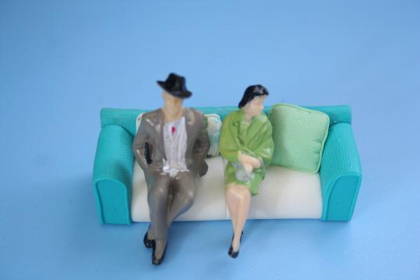 内観模型人形
