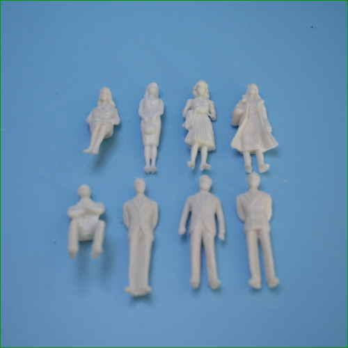 1/50模型人形