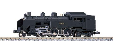 KATO カトー C11  2002【Nゲージ】【鉄道模型】【車両】