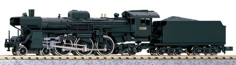 KATO カトー C55 門鉄デフ付  2012    【Nゲージ】【鉄道模型】【車両】