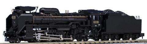 KATO カトー D51 標準形(長野式集煙装置付)  2016-6    【Nゲージ】【鉄道模型】【車両】