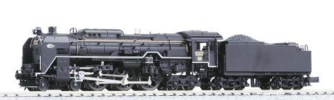KATO カトー C62 2 北海道形  2017-2    【Nゲージ】【鉄道模型】【車両】
