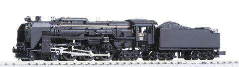KATO カトー C62 3 北海道形  2017-3    【Nゲージ】【鉄道模型】【車両】