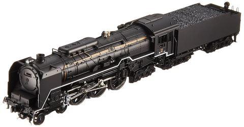 KATO カトー C62 山陽形(呉線)  2017-5    【Nゲージ】【鉄道模型】【車両】