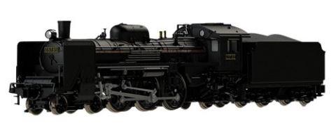 KATO カトー C57 1次形  2024 【Nゲージ】【鉄道模型】【車両】