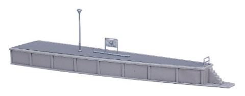 KATO カトー 島式ホームエンド3  23-104  【Nゲージ】【鉄道模型】【ストラクチャー】