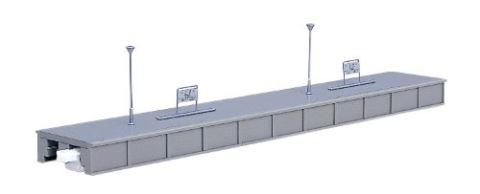 KATO カトー 島式ホームD 23-106  【Nゲージ】【鉄道模型】【ストラクチャー】