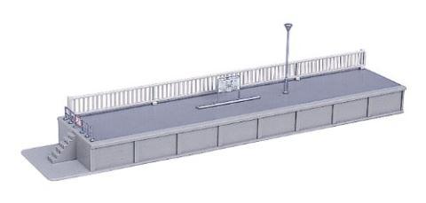 KATO カトー 対向式ホームエンド1 23-112  【Nゲージ】【鉄道模型】【ストラクチャー】