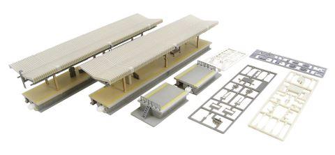 KATO カトー 近郊形島式ホームセット 23-120  【Nゲージ】【鉄道模型】【ストラクチャー】