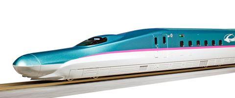 KATO カトー E5系新幹線「はやぶさ」基本(4両)  3-516【HOゲージ】【鉄道模型】【車両】