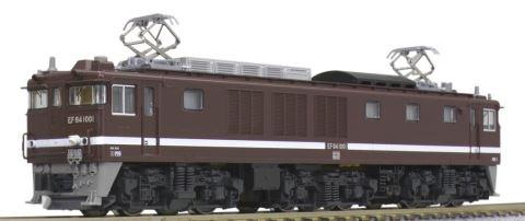 KATO カトー EF64 1001 茶色  3023-3    【Nゲージ】【鉄道模型】【車両】