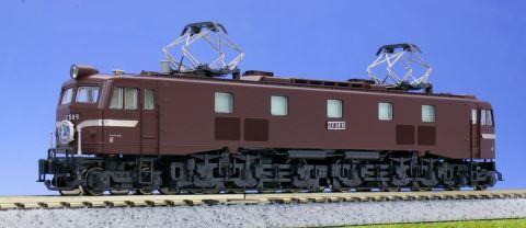 KATO カトー EF58 初期形 小窓 茶(かもめ牽引機)  3055-1    【Nゲージ】【鉄道模型】【車両】