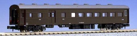 KATO カトー オハニ36 茶  5077-1    【Nゲージ】【鉄道模型】【車両】