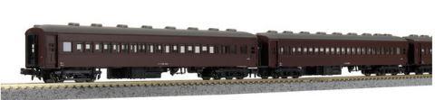 KATO カトー スハ33  5258 【Nゲージ】【鉄道模型】【車両】