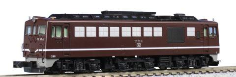 KATO カトー DF50 茶  7009-2    【Nゲージ】【鉄道模型】【車両】