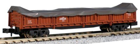 KATO カトー トキ25000(積荷付)  8017-1    【Nゲージ】【鉄道模型】【車両】