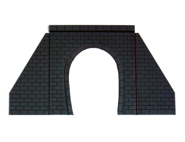 Zゲージトンネルポータル