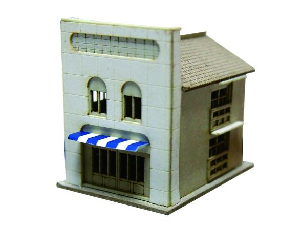 1/200建築模型